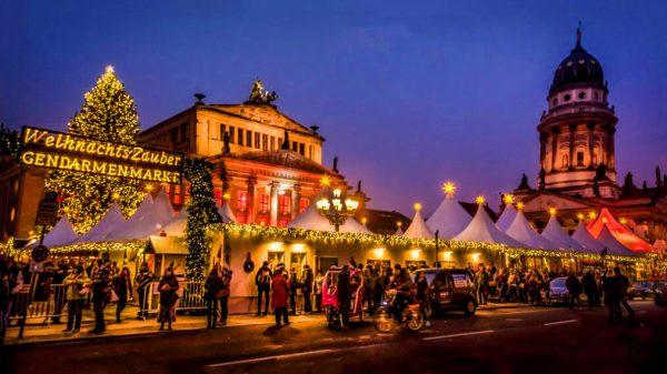 Когда в Европе начинаются рождественские ярмарки 2020?