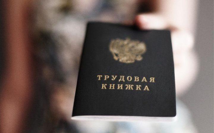 Электронные трудовые книжки в России заработают с 2020 года