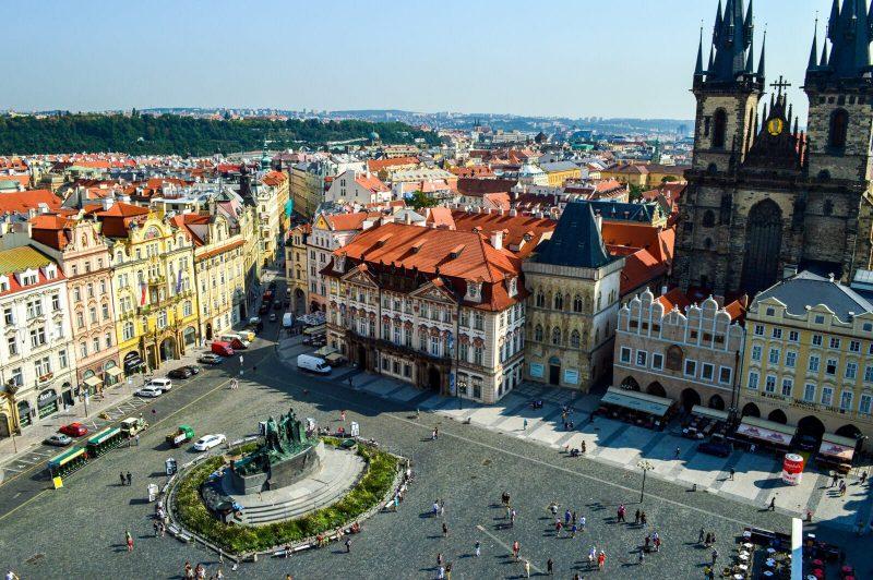 Работа в Чехии для русских вакансии 2020 без знания языка