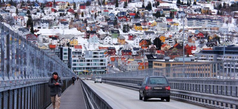 Сезонная работа в Норвегии для русских