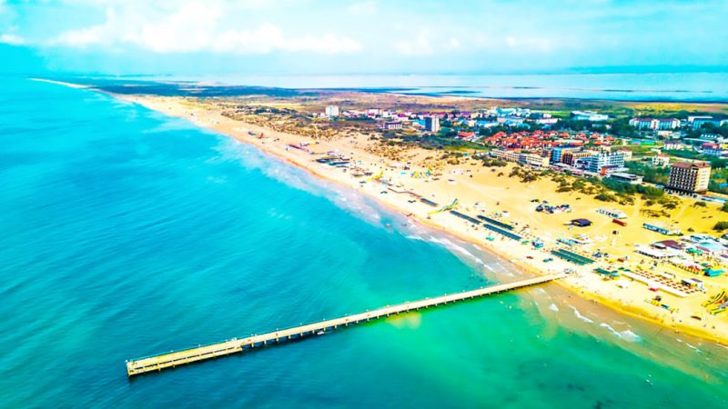 Где можно отдохнуть летом 2021 году на море в России