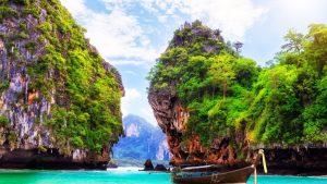 Куда поехать отдыхать в январе 2020 за границу на море?