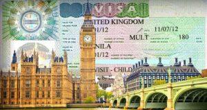 Виза в Великобританию для россиян в 2020 году